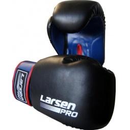 фото Перчатки боксерские Larsen Pro JE-2015