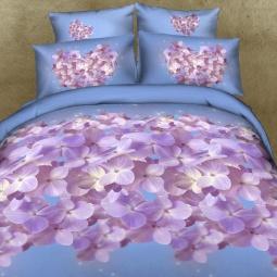 фото Комплект постельного белья с эффектом 3D Buenas Noches Nega. 1,5-спальный