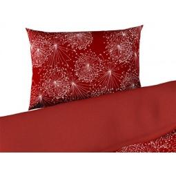 фото Комплект постельного белья Dormeo Mirabel. 2-спальный. Цвет: красный