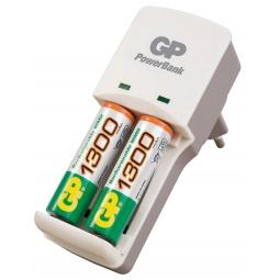 фото Устройство зарядное GP Batteries KB02GS130-CR2