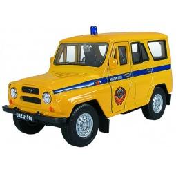 фото Машинка металлическая Autotime «УАЗ-31514. Советская милиция»