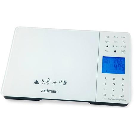 Купить Весы кухонные Zelmer KS1700