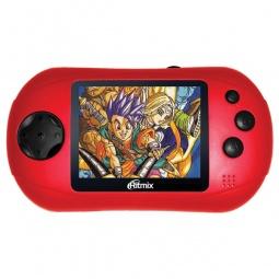 фото Приставка игровая Ritmix RZX-08. Цвет: красный