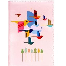 фото Обложка для автодокументов Mitya Veselkov «Птицы» AUTOZAM243