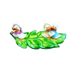 фото Фигурка садовая плавающая GREEN APPLE GRWD3-20 «Утята 2»