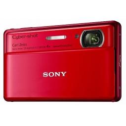 фото Фотокамера цифровая SONY DSC-TX100V. Цвет: красный