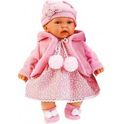 Купить Кукла Munecas Antonio Juan «Азалия в розовом»