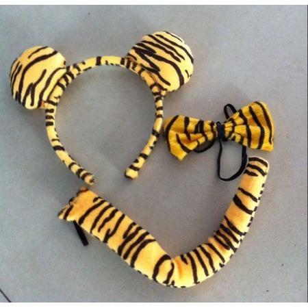Купить Набор для карнавала Феникс-Презент 34604 «Тигр»