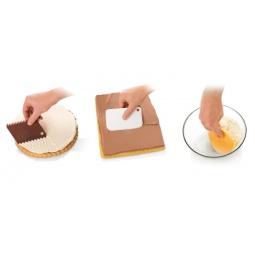 фото Набор шпателей для торта Tescoma Delicia