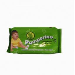 Купить Набор салфеток влажных очищающих гипоаллергенных детских Авангард PA-15307 Pamperino