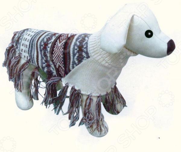 Свитер-пончо для собак DEZZIE 5625953 свитер попона для собак dezzie 563560