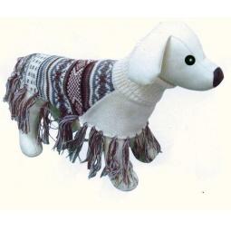 фото Свитер-пончо для собак DEZZIE «Хорси»