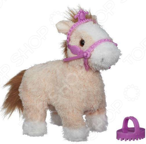 фото Игрушка интерактивная мягкая Hasbro Пони, Мягкие интерактивные игрушки
