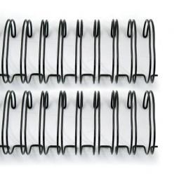 фото Набор пружинок для Cinch We R Memory Keepers. Цвет: черный. Размер петли: 3,2 см