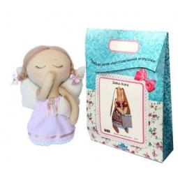 Купить Подарочный набор для изготовления текстильной игрушки Кустарь «Сонечка»
