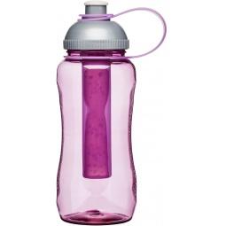фото Бутылка Sagaform охлаждающая. Цвет: розовый