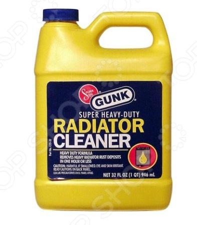 Промывка радиатора GUNK C2232