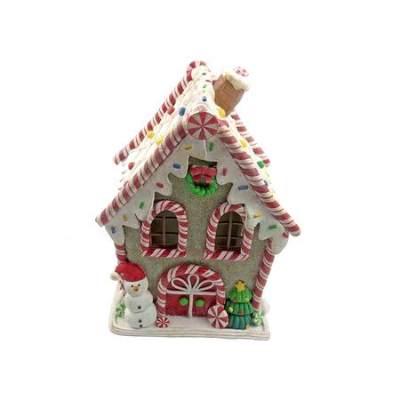 Купить Декорация с подсветкой Crystal Deco «Пряничный домик» 1707927