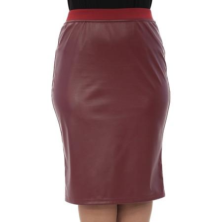 Купить Юбка Лауме-Лайн «Модница». Цвет: бордовый
