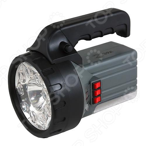 Фонарик аккумуляторный Эра ER-FA55M фонарь ручной эра 3 w led