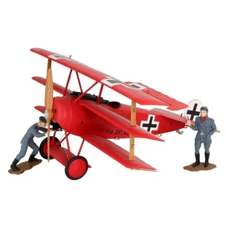 Купить Сборная модель самолета Revell Fokker Dr.I Richthofen