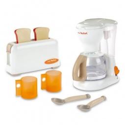 Купить Набор: тостер и кофеварка игрушечные Smoby Tefal