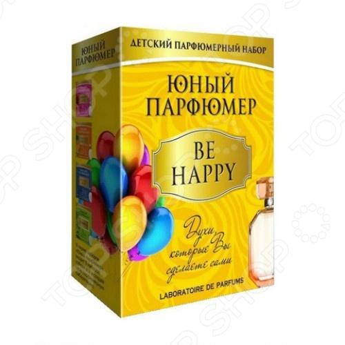Набор для создания духов Karras Be Happy набор для создания духов intellectico апельсин mini