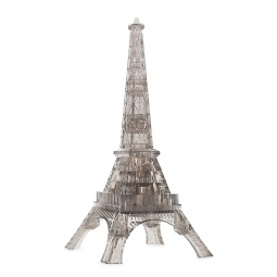 фото Пазл-конструктор 3D Ice Puzzle «Эйфелева Башня». Цвет: серый