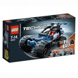 фото Конструктор LEGO Багги с инерционным двигателем