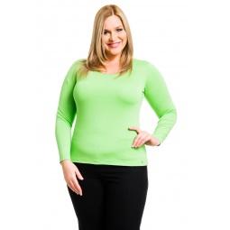 фото Кофта Mondigo XL 436. Цвет: салатовый. Размер одежды: 48