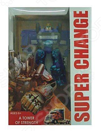 Робот-трансформер Shantou Gepai «Машина» 89442 7