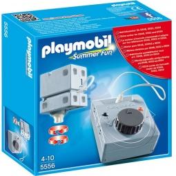 фото Конструктор игровой Playmobil «Парк Развлечений: Электрический мотор для аттракционов»