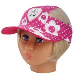 Купить Бейсболка для девочек Shapochka ЯВ101436