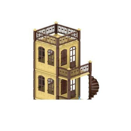 Купить Домик кукольный Нордпласт «Замок. Принцессы 2»