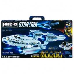 фото Конструктор KRE-O Star Trek USS Enterprise