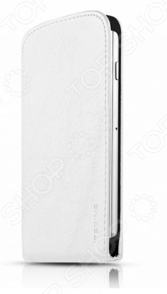 Чехол для iPhone 6 Plus ITSKINS Milano FlapЗащитные чехлы для iPhone<br>Чехол для iPhone 6 Plus ITSKINS Milano Flap - это не только модный, но и практичный аксессуар для вашего гаджета. Модель выполнена в стильном дизайне, и позволит подчеркнуть образ и индивидуальность своего обладателя. Такой чехол надежно защитит смартфон от случайных механических повреждений, царапин, ударов, а так же от попадания жидкости и пыли. Чехол выполнен из эко кожи приятной на ощупь. Чехол-книжка удобен и практичен благодаря откидывающейся крышке . Стильный и оригинальный чехол - отличный способ изменить дизайн вашего гаджета.<br>