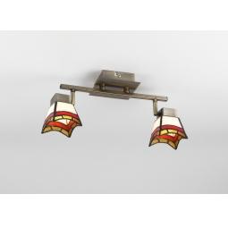 Купить Светильник настенно-потолочный Rivoli Ruggles-W/C-2