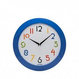 фото Часы настенные Mitya Veselkov «Разноцветные цифры»