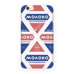 Купить Чехол для iPhone 6 Mitya Veselkov «Молоко»