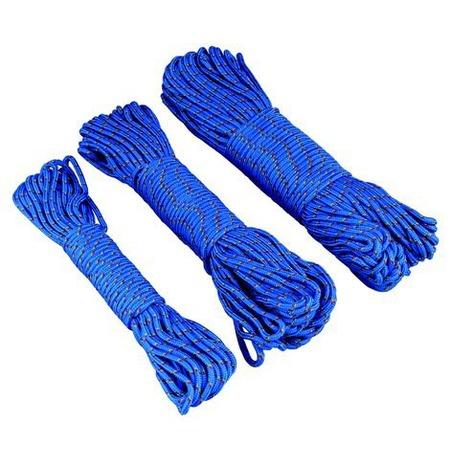 Купить Стропа утилитарная AceCamp Utility Cord. Диаметр: 3 мм