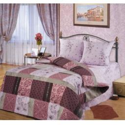 фото Комплект постельного белья Романтика «Альпия». 1,5-спальный