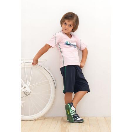 Купить Комплект домашний для мальчика BlackSpade 7095. Цвет: розовый