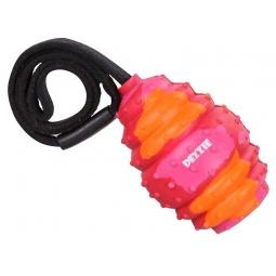 фото Игрушка для собак DEZZIE «Кегля с веревкой»