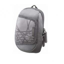 фото Чехол для фотокамеры cyber-shot™ SONY LCS-CSX. Цвет: серый