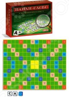 Игра настольная обучающая Стеллар «Найди слово» настольная игра развивающая стеллар найди слово 1118