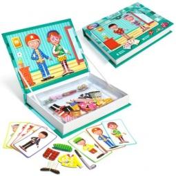 Купить Набор игровой на магнитах 1 Toy «Мальчик и Девочка»