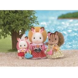 Купить Набор кукольных аксессуаров Sylvanian Families 5192 «Модное путешествие»