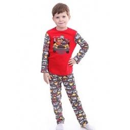 фото Пижама для мальчика Свитанак 217500. Размер: 30. Рост: 110 см