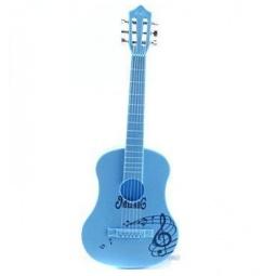 фото Гитара для ребенка Shantou Gepai HR186A. Цвет: голубой