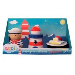 фото Набор игрушек для ванны Ludi «Моряк»